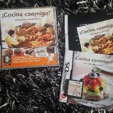 Videojuegos y Consolas: COCINA CONMIGO - NINTENDO DS. Lote 74378179