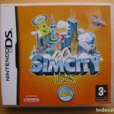 Videojuegos y Consolas: SIMCITY, SIM CITY, NINTENDO DS, ERCOM. Lote 147500336