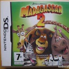 Videojuegos y Consolas: MADAGASCAR 2, NINTENDO DS O 3DS. Lote 75497375