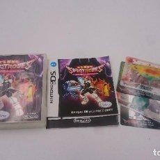 Videojuegos y Consolas: SPECTROBES A LAS PUERTAS DE LAS GALAXIAS NINTENDO DS DSI XL 2DS 3DS PAL ESPAÑA. Lote 76709907