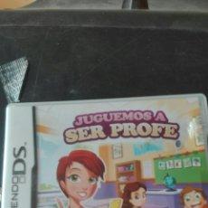 Videojuegos y Consolas: JUGUEMOS A SER PROFE. Lote 76766063