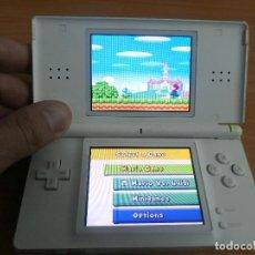 Videojuegos y Consolas: NINTENDO DS LITE BLANCA PARA REPARAR VER FOTOS Y DESCRIPCION. Lote 77238977