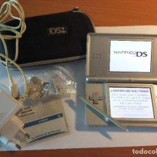 Videojuegos y Consolas: NINTENDO DS LITE + CARGADOR + FUNDA + 2 PROTECTORES PANTALLA + LAPIZ. Lote 79046721