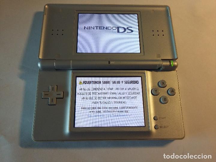 Videojuegos y Consolas: nintendo ds lite + cargador + funda + 2 protectores pantalla + lapiz - Foto 3 - 79046721