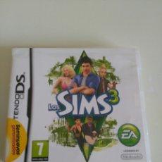 Videojuegos y Consolas: JUEGO LOS SIMS 3 NINTENDO.. Lote 83276082