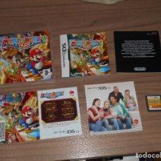 Videojuegos y Consolas: MARIO PARTY COMPLETO NINTENDO DS PAL ESPAÑA CASTELLANO. Lote 109306844
