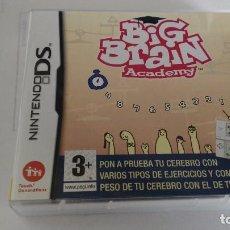 Videojuegos y Consolas: BIG BRAIN ACADEMY PARA NINTENDO DS. Lote 86565124