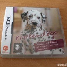Videojuegos y Consolas: NINTENDOGS - VIDEOJUEGO - NINTENDO DS - COMPLETO (CAJA, CARTUCHO Y MANUAL). Lote 87276688