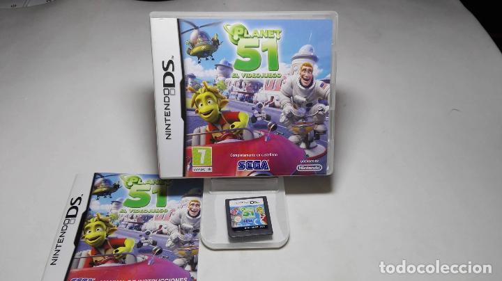 PLANET 51 ( NINTENDO DS-2DS-3DS- PAL- ESP) CA (Juguetes - Videojuegos y Consolas - Nintendo - DS)