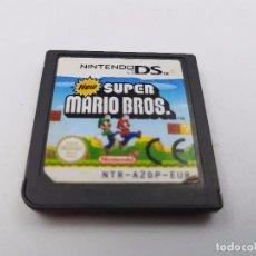 Videojuegos y Consolas: JUEGO NEW SUPER MARIO BROS PAL NINTENDO DS.COMBINO ENVÍOS. Lote 91377020
