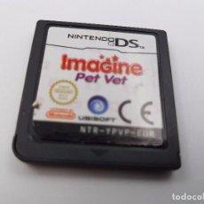 Videojuegos y Consolas: JUEGO IMAGINE PET VET PAL NINTENDO DS.COMBINO ENVÍOS. Lote 91377125