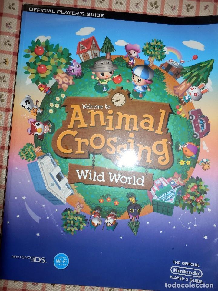 GUIA DE JUEGO OFICIAL ANIMAL CROSSING WILD WORD (Juguetes - Videojuegos y Consolas - Nintendo - DS)