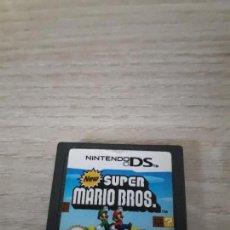 Videojuegos y Consolas: JUEGO NINTENDO DS 3DS NEW SUPER MARIO BROS . Lote 92834665