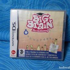 Videojuegos y Consolas: JUEGO NINTENDO DS BIG BRAIN ACADEMY ( REF 3). Lote 94324278