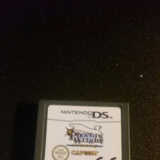 Videojuegos y Consolas: NDS PHOENIX WRIGHT ACE ATTORNEY PAL UK. Lote 94441475