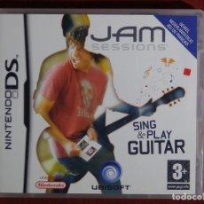 Videojuegos y Consolas: JUEGO NINTENDO DS - JAM SESSIONS. Lote 95413463