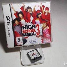 Videojuegos y Consolas: HIGH SCHOOL MUSICAL 3 ( NINTENDO DS - 3DS) CJ 3. Lote 95588555
