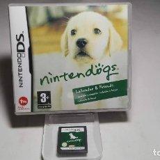 Videojuegos y Consolas: NINTENDGOS - LABRADOR ( NINTENDO DS - 3DS) CJ 3. Lote 95589195
