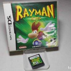 Videojuegos y Consolas: RAYMAN DS ( NINTENDO DS - 3DS) CJ 3. Lote 142785958