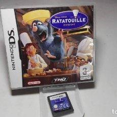Videojuegos y Consolas: RATATOUILLE ( DISNEY) ( NINTENDO DS - 3DS) CJ 3. Lote 95672647