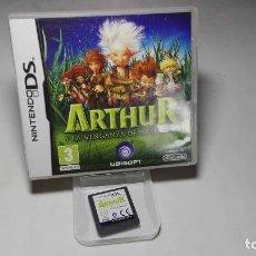 Videojuegos y Consolas: ARTHUR Y LA VENGANZA DE MALTAZARD ( NINTENDO DS - 3DS) CJ 3. Lote 95672715