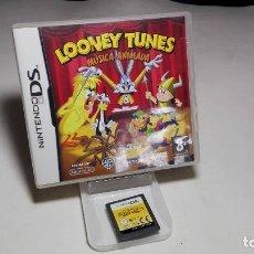 Videojuegos y Consolas: LONNEY TUNES - MUSICA ANIMADA ( NINTENDO DS - 3DS) CJ 5. Lote 95731055