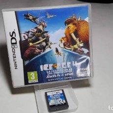 Videojuegos y Consolas: ICE AGE 4 ( NINTENDO DS - 3DS) CJ 5. Lote 95731079