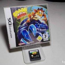 Videojuegos y Consolas: CRASH - LUCHA DE TITANES ( NINTENDO DS - 3DS) CJ 5. Lote 95731251