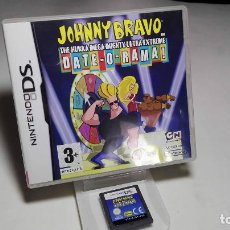 Videojuegos y Consolas: JOHNNY BRAVO - DATE-O- RAMA! ( NINTENDO DS - 3DS) CJ 5. Lote 95731267