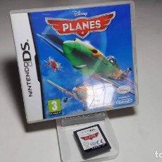 Videojuegos y Consolas: PLANES ( NINTENDO DS - 3DS) CJ 5. Lote 95731319