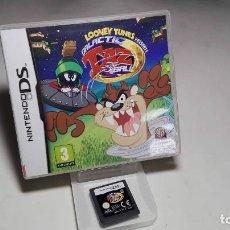 Videojuegos y Consolas: GALACTIC TAZ BALL ( NINTENDO DS - 3DS) CJ 5. Lote 95731355