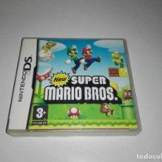 Videojuegos y Consolas: JUEGO DE NINTENDO DS NEW SUPER MARIO BROS. Lote 97534895