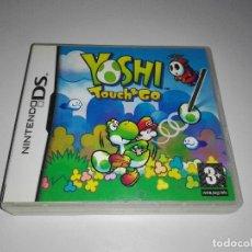 Videojuegos y Consolas: JUEGO DE NINTENDO DS YOSHI TOUCH & GO. Lote 97555955