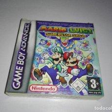 Videojuegos y Consolas: JUEGO NINTENDO GBA GAMEBOY ADVANCE MARIO & LUIGI SUPERSTAR SAGA . Lote 97593155
