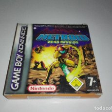 Videojuegos y Consolas: JUEGO NINTENDO GBA METROID ZERO MISSION GAME BOY ADVANCE. Lote 97594423