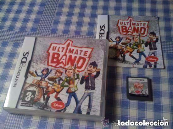 Ultimate Band Disney Juego Para Nintendo Ds Dsi Comprar