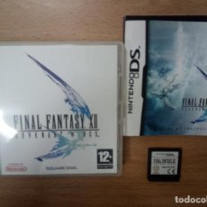 Videojuegos y Consolas: FINAL FANTASY XII REVENANT WINGS - NINTENDO DS NDS - PAL ESP. Lote 98151971
