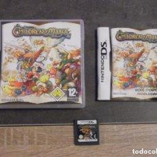Videojuegos y Consolas: JUEGO NINTENDO DS CHRILDEN OF MANA. Lote 98353871