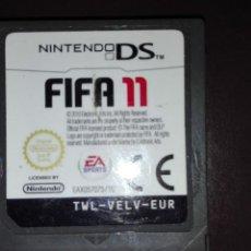 Videojuegos y Consolas: FIFA 11 DE NINTENDO DS. COMPATIBLE TODAS LAS CONSOLAS. Lote 98701603