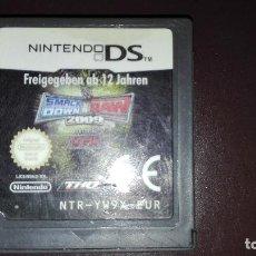 Videojuegos y Consolas: JUEGO SMACK DOWN 2009 NINTENDO DS PRESSING CATCH. Lote 98702227