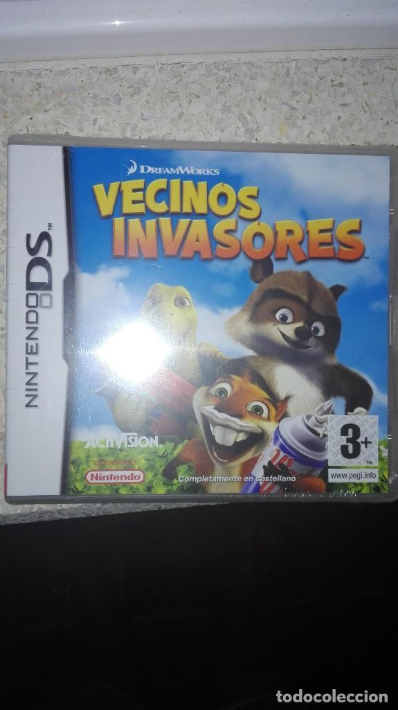 JUEGO PARA CONSOLA NINTENDO DS: VECINOS INVASORES (Juguetes - Videojuegos y Consolas - Nintendo - DS)