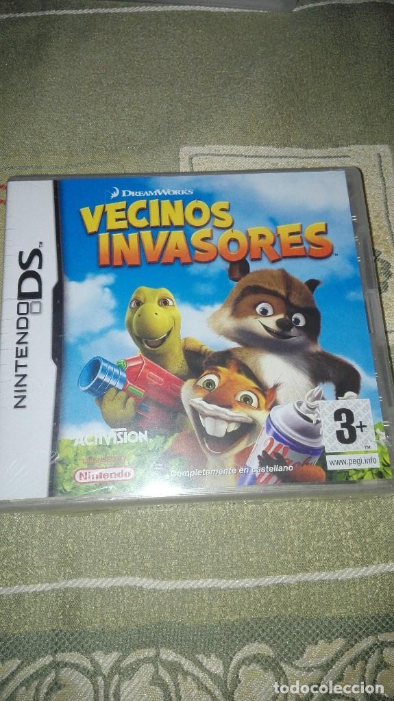 JUEGO PARA NINTENDO DS: VECINOS INVASORES (Juguetes - Videojuegos y Consolas - Nintendo - DS)