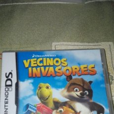 Videojuegos y Consolas: JUEGO PARA NINTENDO DS: VECINOS INVASORES. Lote 99564259