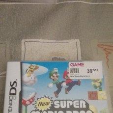 Videojuegos y Consolas: JUEGO PARA NINTENDO DS: SUPER MARIO BROS. Lote 99564479