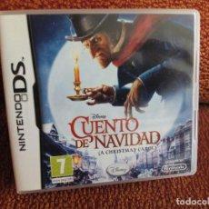 Videojuegos y Consolas: JUEGO NINTENDO DS CUENTO DE NAVIDAD . Lote 99896667