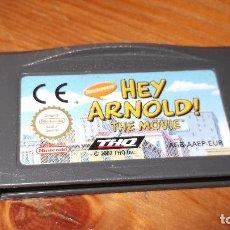 Videojuegos y Consolas: JUEGO HEY ARNOLD. Lote 99976507