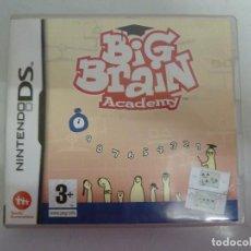 Videojuegos y Consolas: JUEGO - NINTENDO DS - BIG BRAIN ACADEMY. Lote 101981731