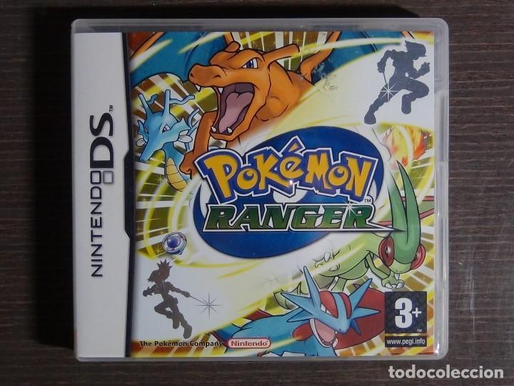 Videojuegos y Consolas: Pokémon Ranger Nintendo DS (Completo) - Foto 2 - 102042327