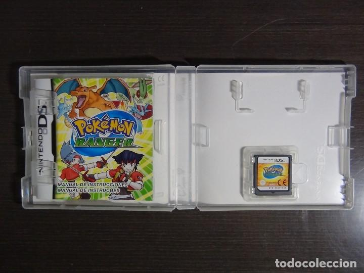 Videojuegos y Consolas: Pokémon Ranger Nintendo DS (Completo) - Foto 3 - 102042327