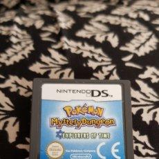 Videojuegos y Consolas: NINTENDO DS POKEMON MYSTERY DUNGEON. Lote 102537455